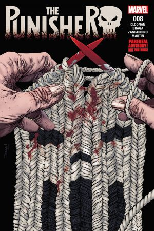 The Punisher (2016) #8