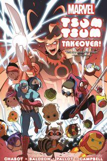 Marvel Tsum Tsum: Takeover! (Trade Paperback)