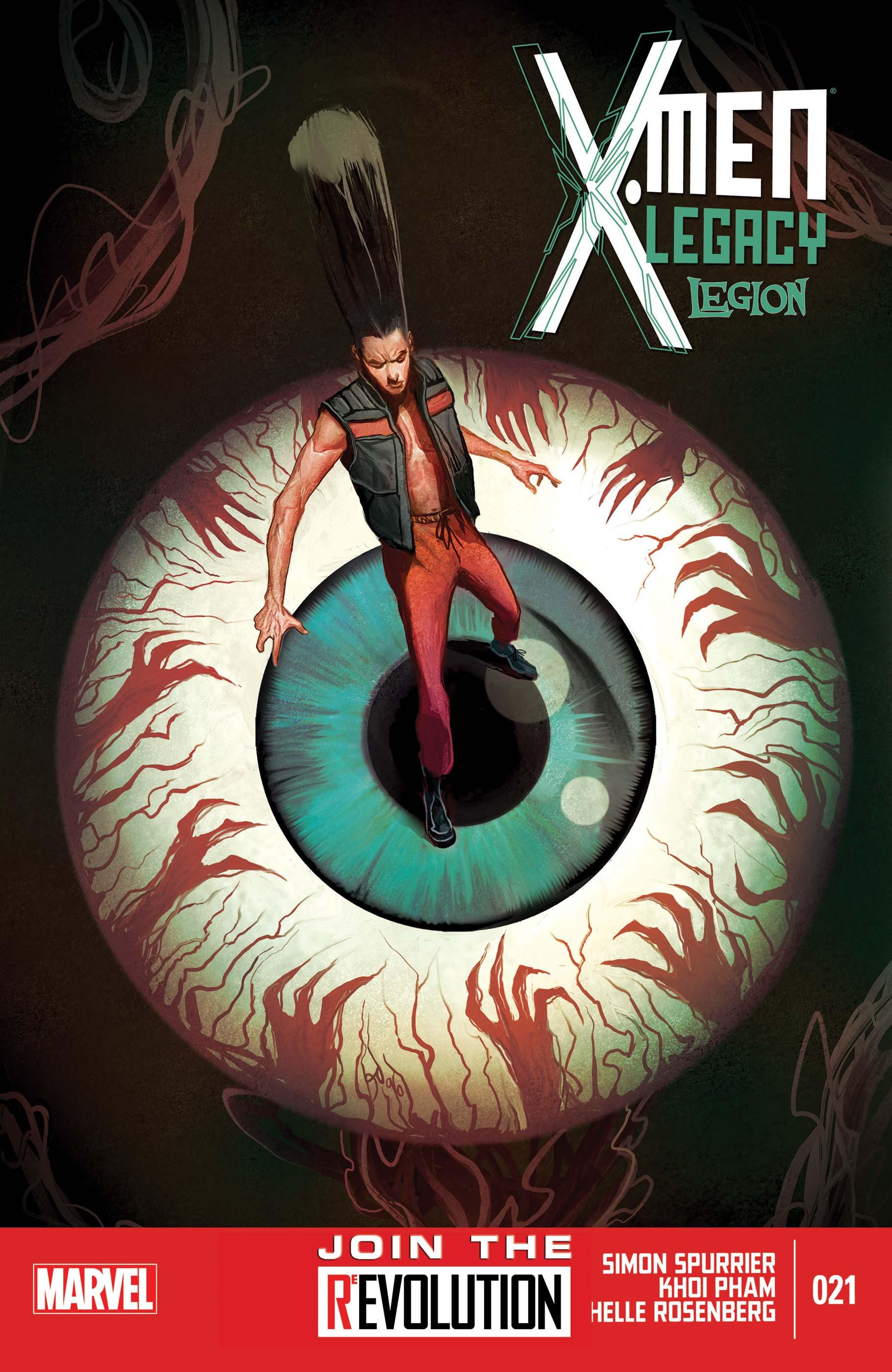 X-Men Legacy (2012) #21