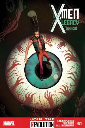 X-Men Legacy #21