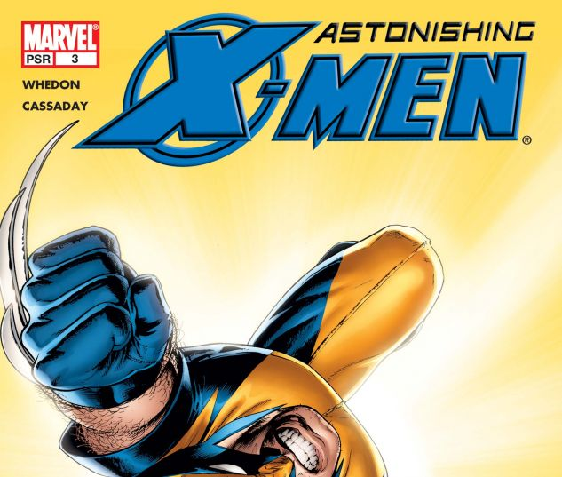 Astonishing X-Men (2004) #3
