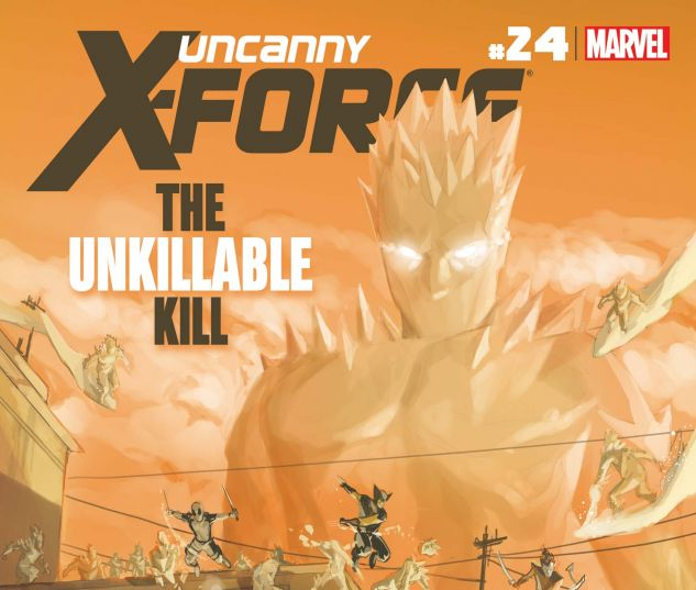 Uncanny X-Force (2010) #24