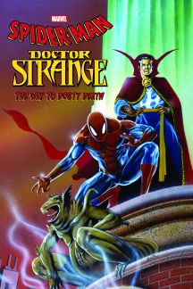 Spider-Man/Doctor Strange: The Way to Dusty Death (Trade Paperback)