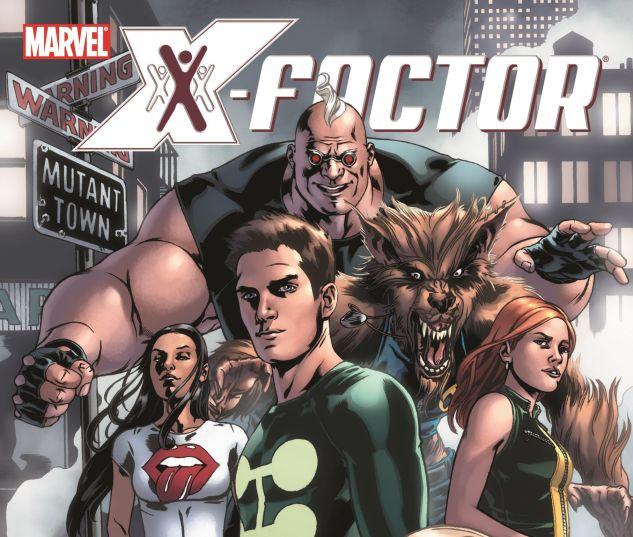 X-Factor 13-17