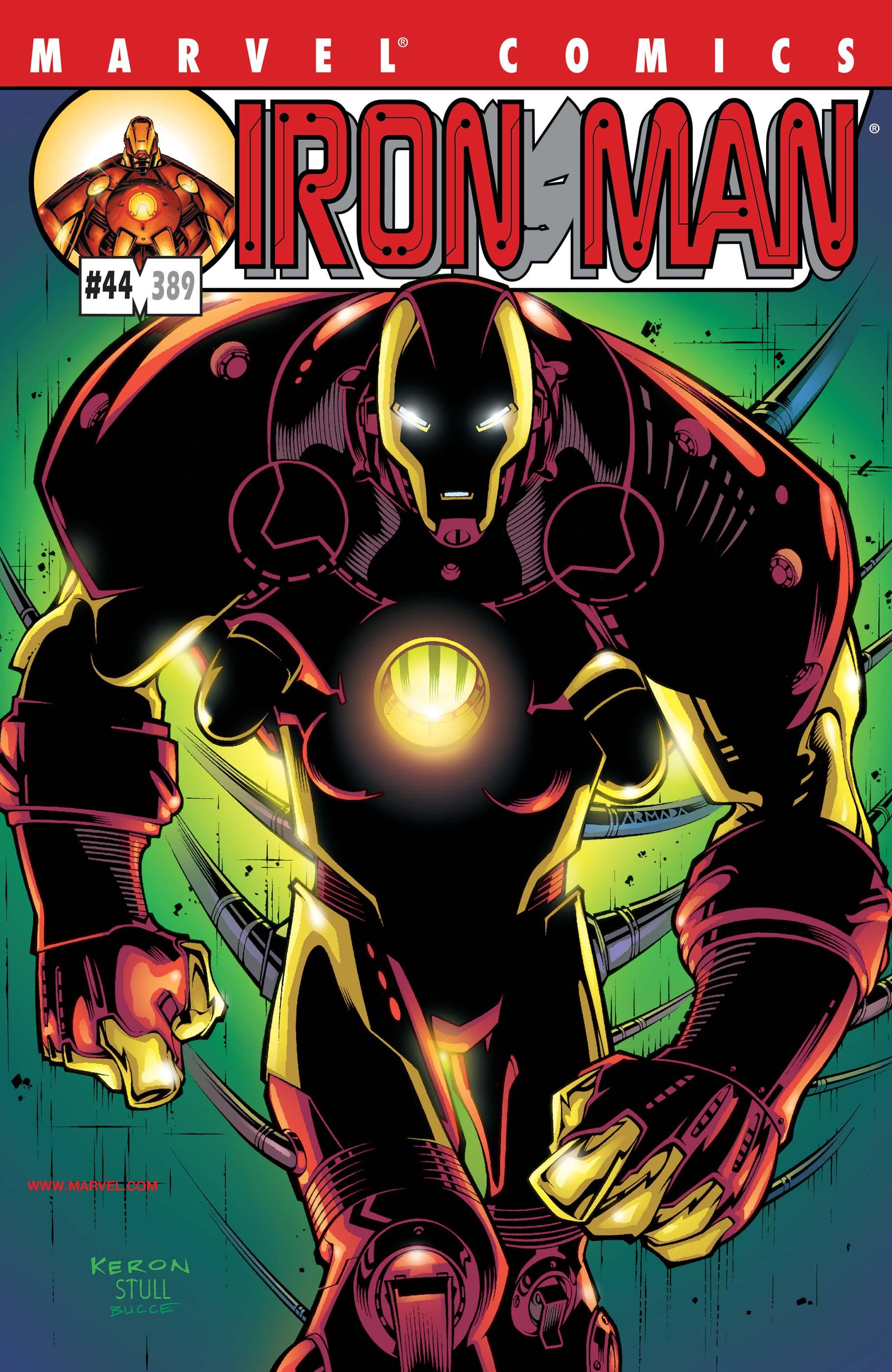 Iron Man (1998) #44