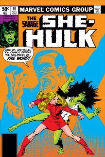 Savage She-Hulk (1980) #10