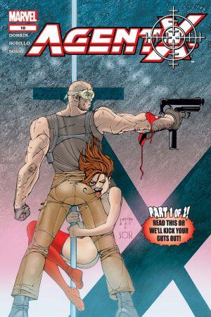 Agent X #10