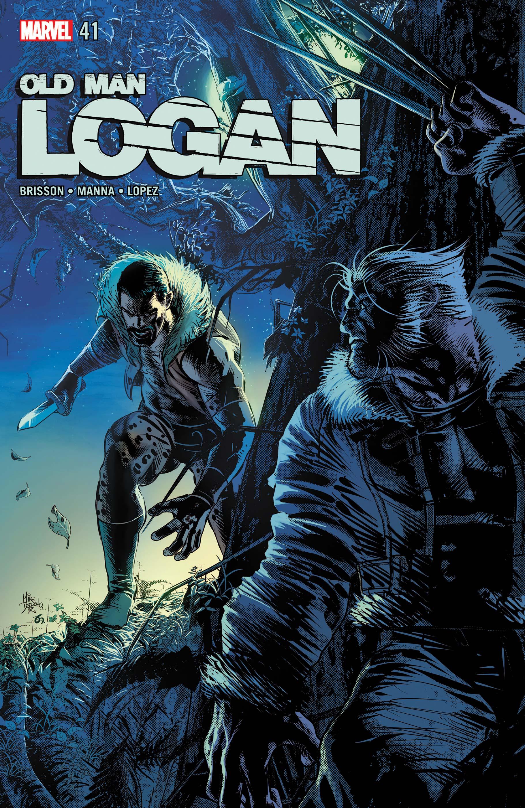 Old Man Logan (2016) #41