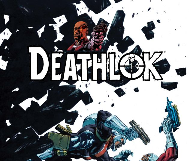 DEATHLOK (2014) #9