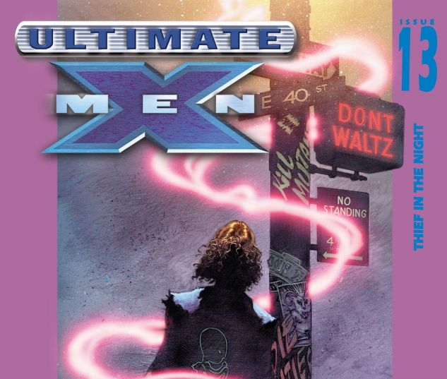 ULTIMATE X-MEN (2000) #13