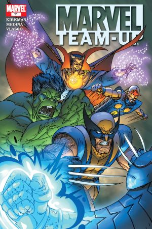 Marvel Team-Up (2004) #11