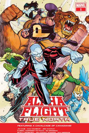 Alpha Flight: True North #1