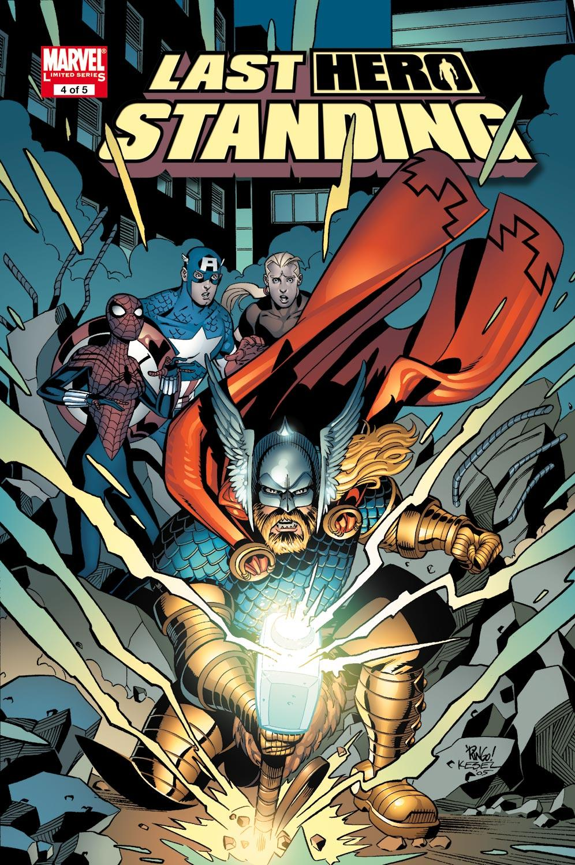 Last Hero Standing (2005) #4