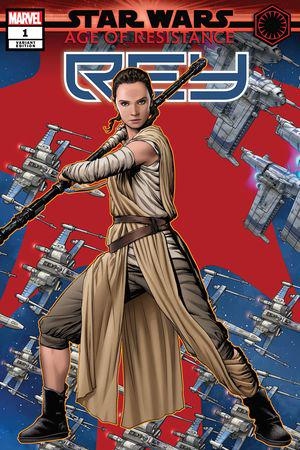 Star Wars: Age Of Resistance - Rey (2019) #1 (Variant)