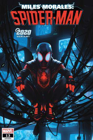 Miles Morales: Spider-Man (2018) #13 (Variant)