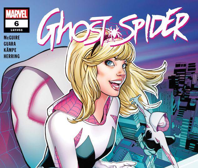 Ghost-Spider #6