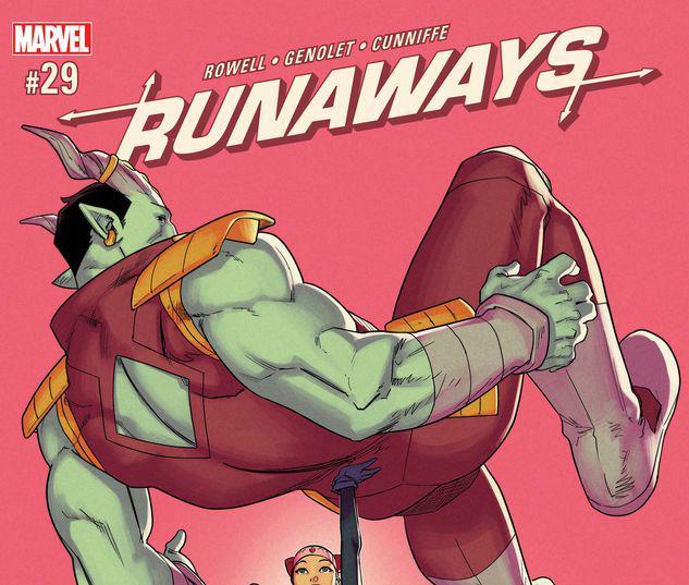 Runaways #29