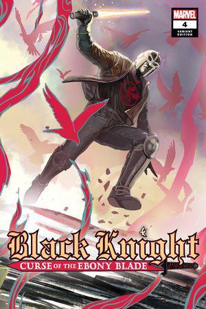 Black Knight: Curse of the Ebony Blade (2021) #4 (Variant)