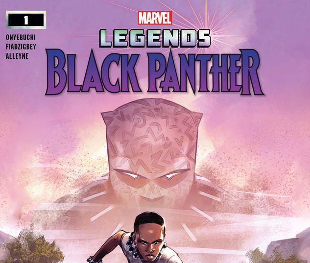 Black Panther Legends #1