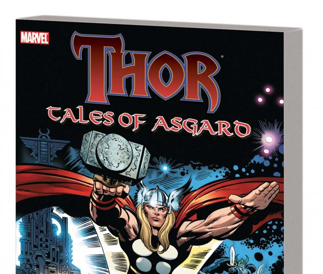 Thor: Tales of Asgard TPB (Kirby Variant)