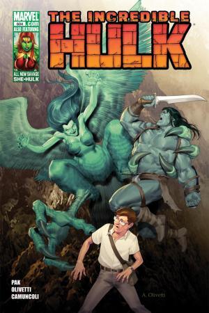 Incredible Hulks #604