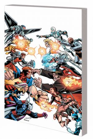 Thunderbolts: Like Lightning TPB (Trade Paperback)
