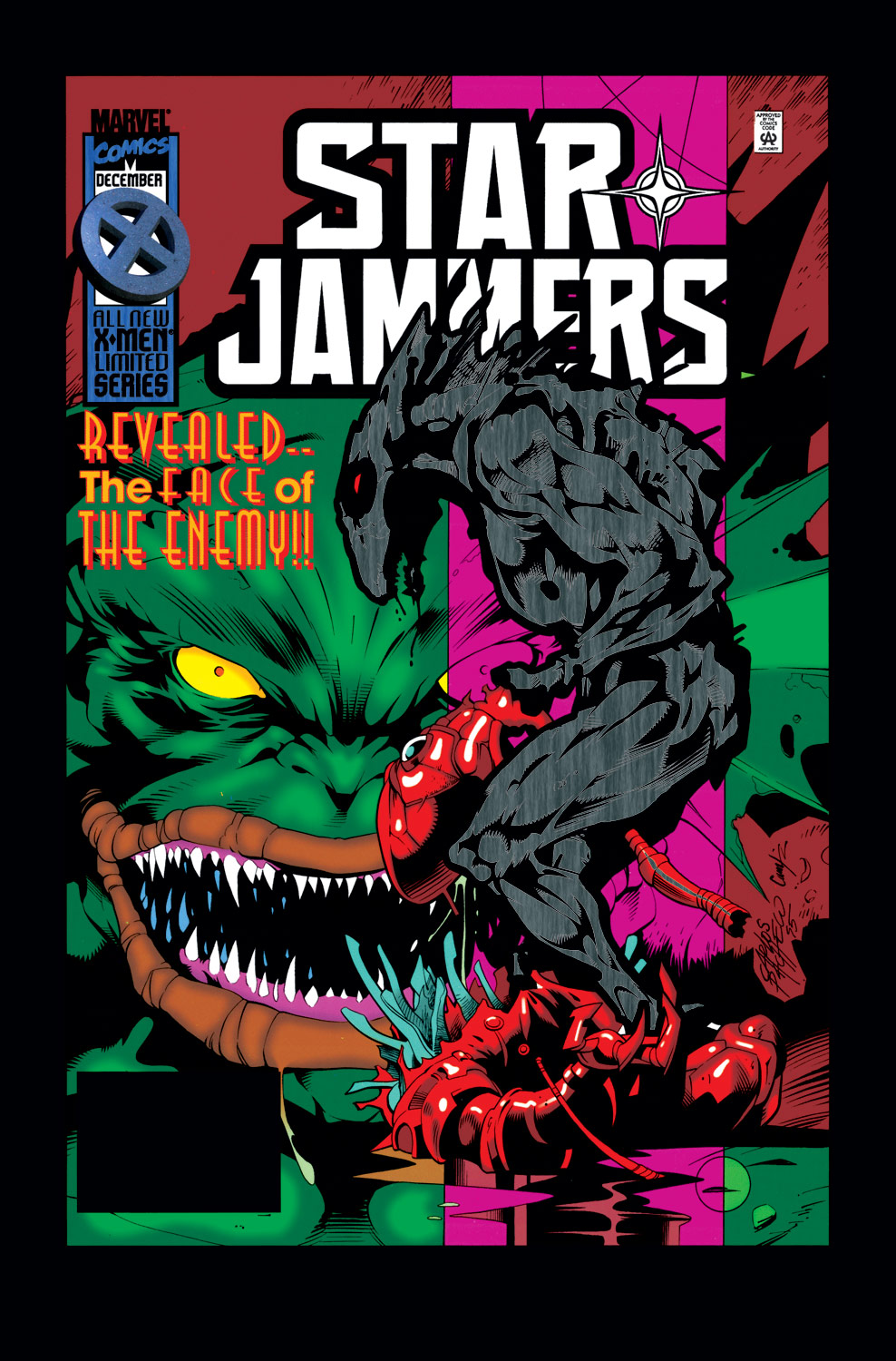 Starjammers (1995) #3