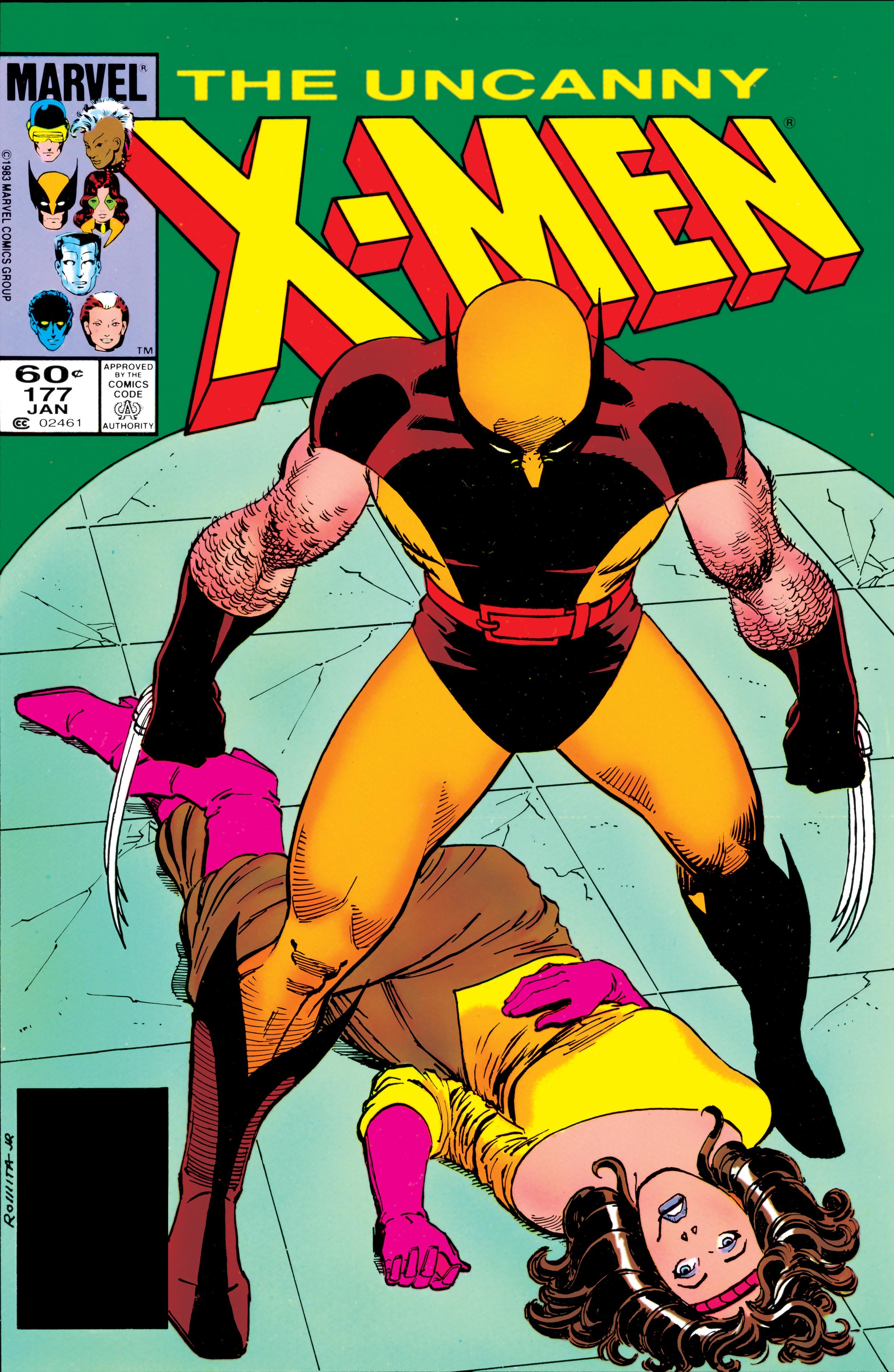 Uncanny X-Men (1963) #177
