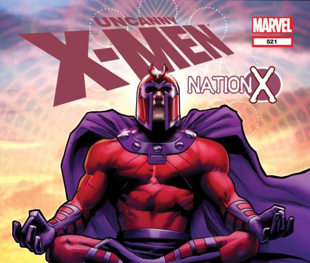 Uncanny X-Men #521