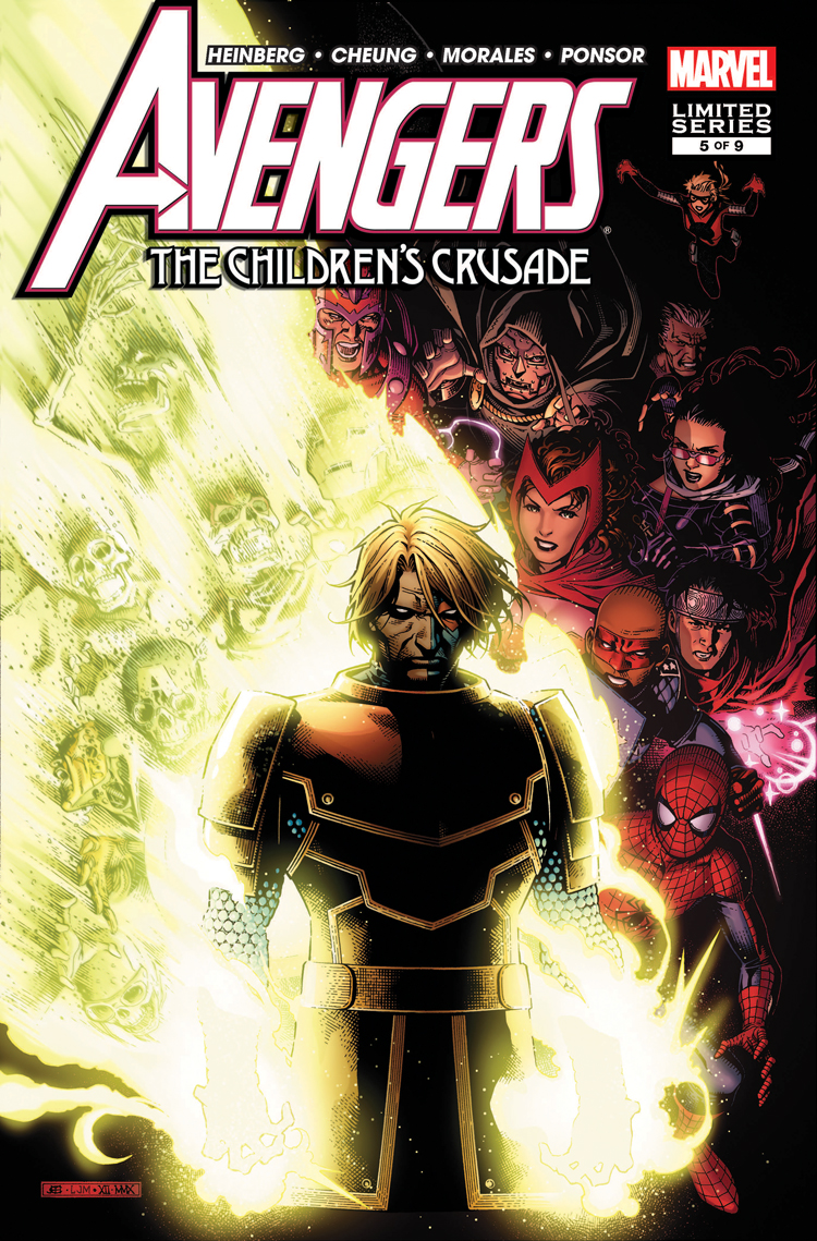 Avengers: The Children's Crusade (2010) #5