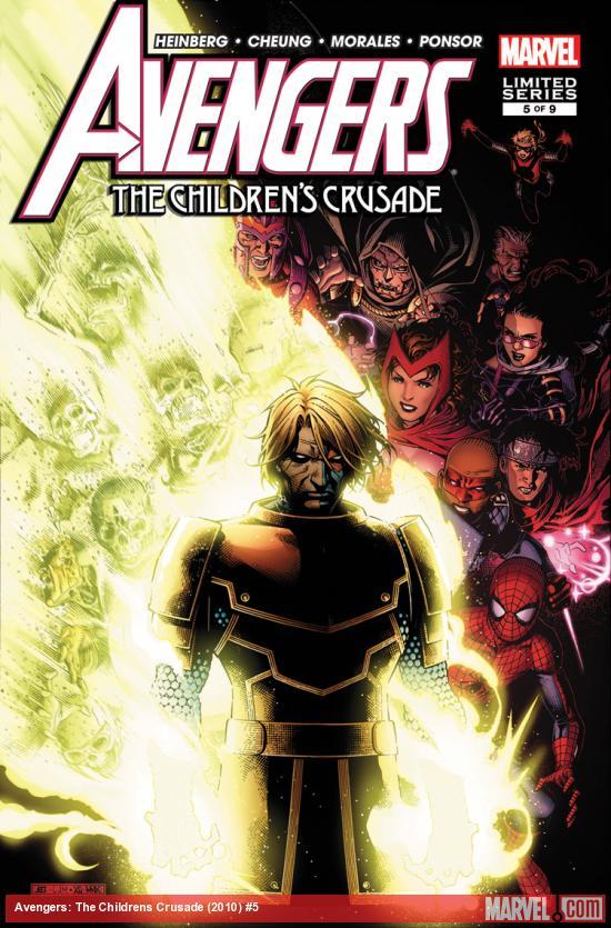 Avengers: The Children's Crusade (2010) #5