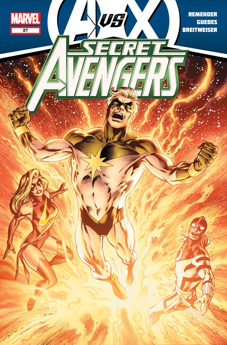 Secret Avengers (2010) #27