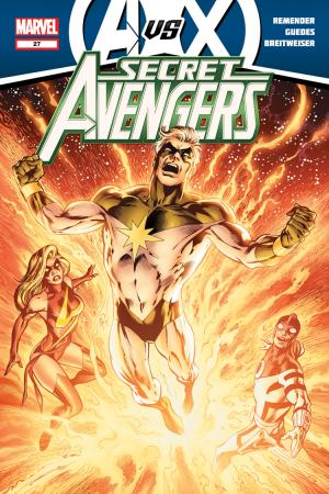 Secret Avengers #27