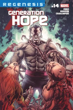 Generation Hope #14