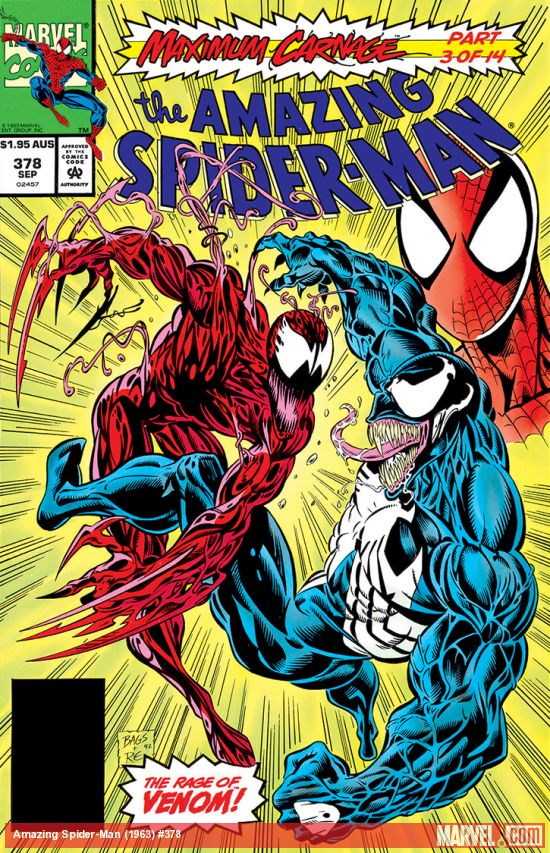 The Amazing Spider-Man (1963) #378