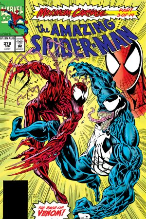 The Amazing Spider-Man  #378