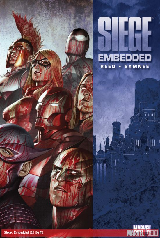 Siege: Embedded (Hardcover)