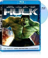 The Incredible Hulk on Blu-ray