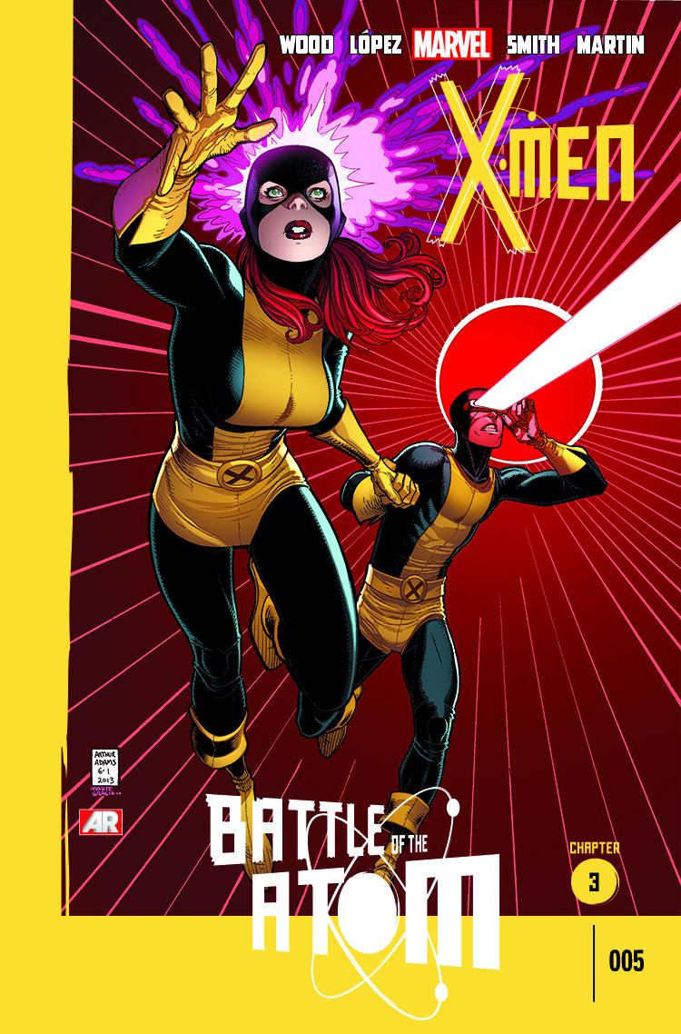 X-Men (2013) #5