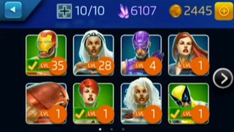 Marvel Puzzle Quest Developer Diary
