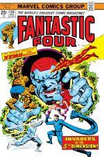 Fantastic Four (1961) #158 cover