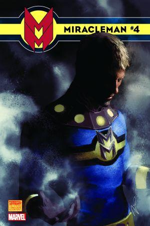 Miracleman (2014) #4 (Parel Variant)