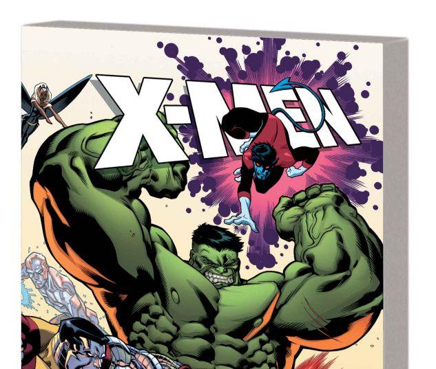 X-MEN VS. HULK TPB