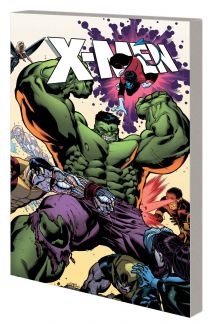 X-Men Vs. Hulk (Trade Paperback)