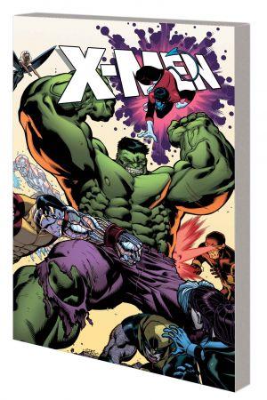 X-Men Vs. Hulk (Trade Paperback)