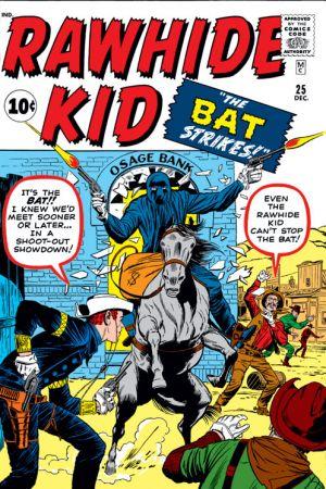 Rawhide Kid (1955) #25