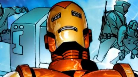 Marvel AR: Iron Man Bio