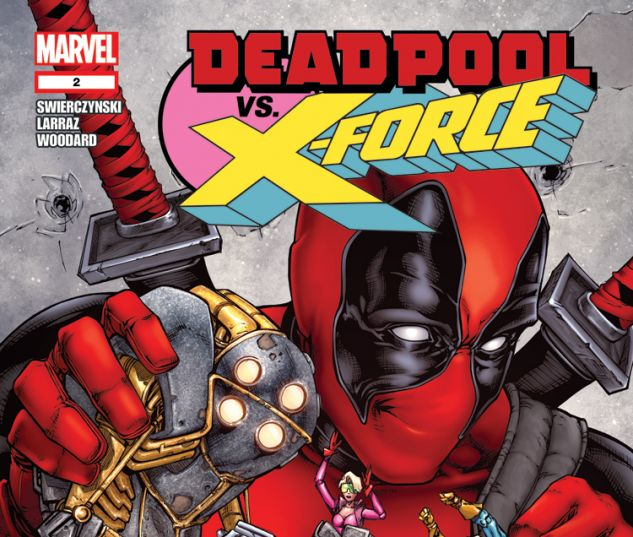 DEADPOOL VS. X-FORCE 2 (WITH DIGITAL CODE)