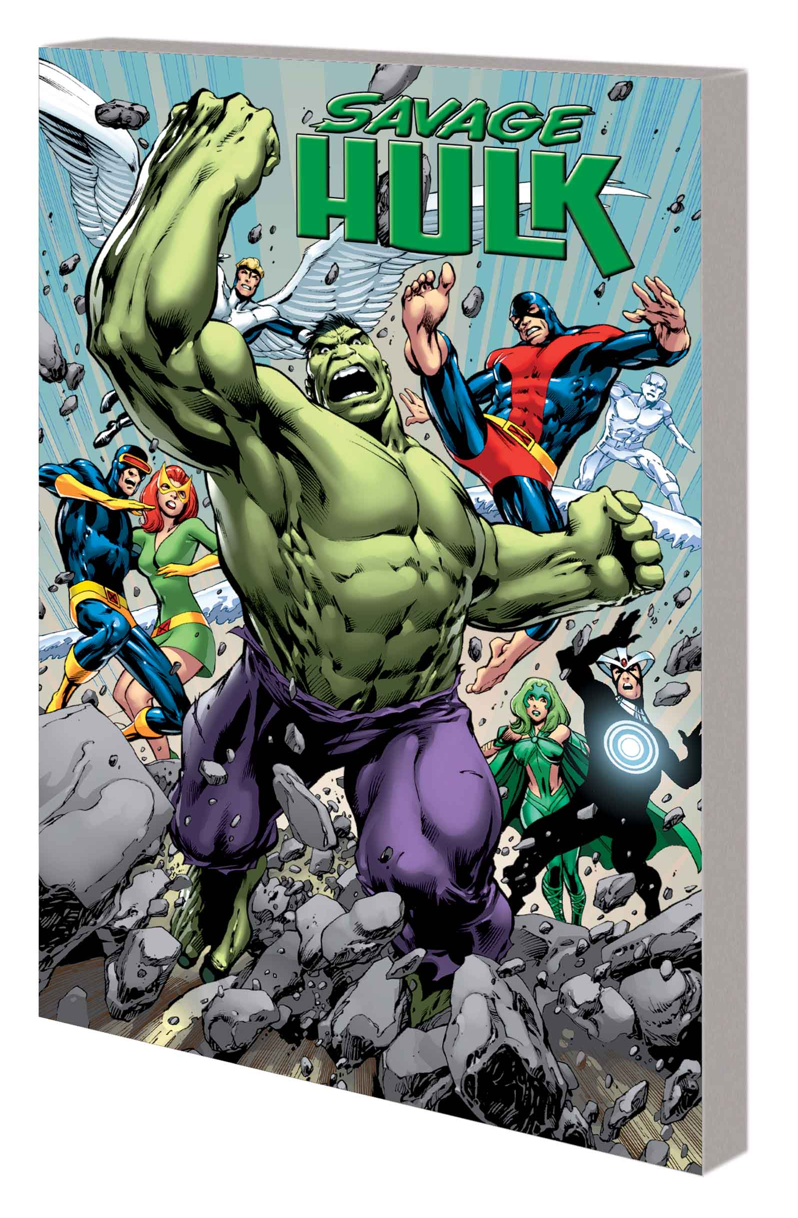 Savage Hulk (Trade Paperback)