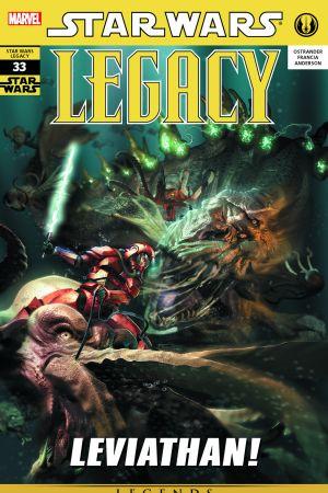 Star Wars: Legacy (2006) #33